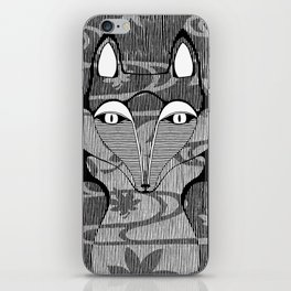 Fox iPhone Skin