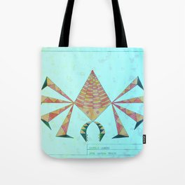El Centollo canario Tote Bag