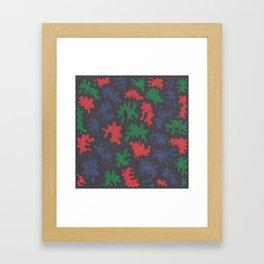 Instillation 4 Framed Art Print