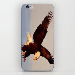 American Bald Eagle iPhone Skin
