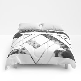 Impossible star Comforters