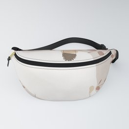 Soft Summer Breeze II Fanny Pack