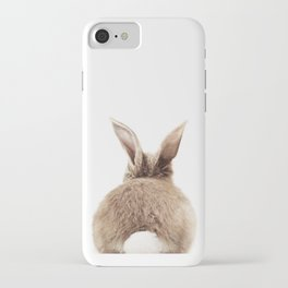 Bunny Back iPhone Case
