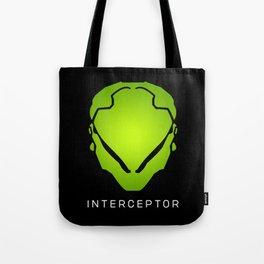 Interceptor Avatar Tote Bag
