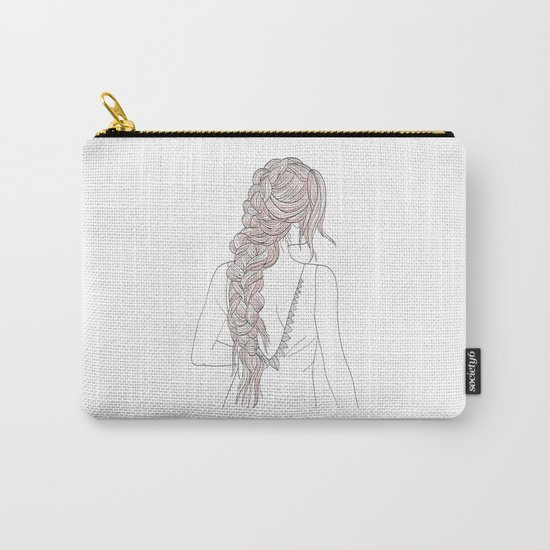 ROSEBRAID Carry-All Pouch