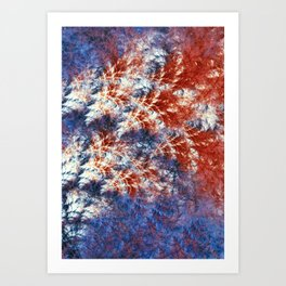 Celestials - Enchanting Sight Art Print