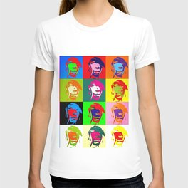 Free In Colorfulness T-shirt
