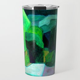 Francis Picaba Landscape at Cassis Travel Mug