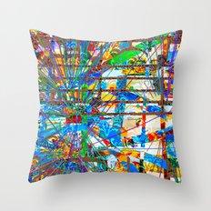 Fimbis (Goldberg Variations #23) Throw Pillow