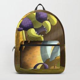 Queen Bee digital version Backpack