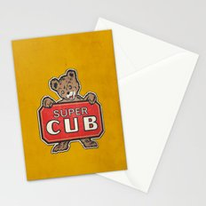 Super Cub Stationery Cards