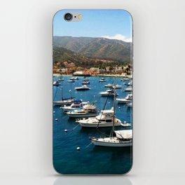 Hola Catalina iPhone Skin