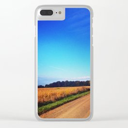 The Road Home Clear iPhone Case