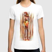 fireflies T-shirts featuring Fireflies by Mugges