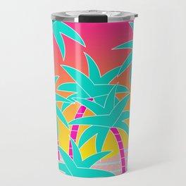 Hello Miami Sunset Travel Mug