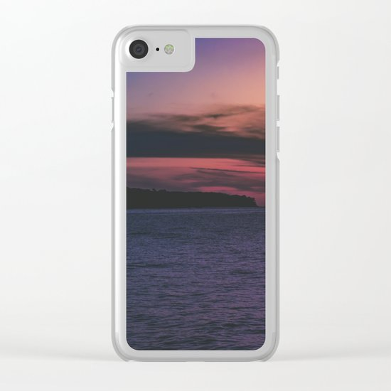 The Return Clear iPhone Case