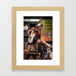 John Gomez   The Summer Set Framed Art Print