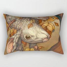 Lepus Rectangular Pillow