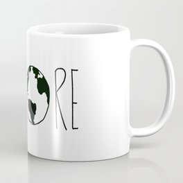 Explore the Globe x BW Coffee Mug