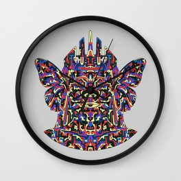 Dimensional Traveller Wall Clock