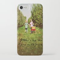 friendship iPhone & iPod Cases featuring Friendship  by Jo Bekah Photography