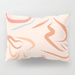 Body Love - line drawing Pattern #Matisse Pillow Sham