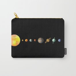 The Solar System Carry-All Pouch