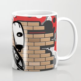 Spray Can Coffee Mug