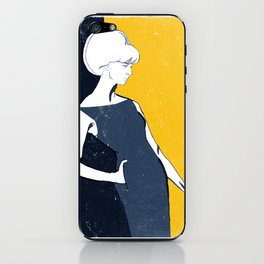 Melinda iPhone Skin