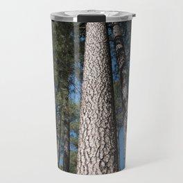 Tall Pine Trees in Mt. Lemmon Travel Mug
