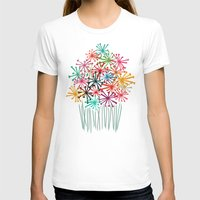 matisse T-shirts featuring Flower Bouquet by Picomodi
