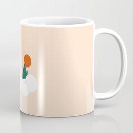 geo mountains Coffee Mug