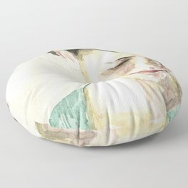 Amelie Poulain  Floor Pillow
