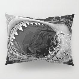 Shark Painting 2 Pillow Sham