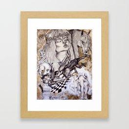 Mystical by Felipe Orozco Framed Art Print
