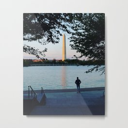 Washington Monument 12 Metal Print