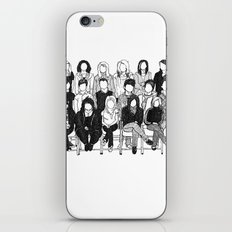The Kids iPhone & iPod Skin