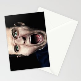 Anger Stationery Cards
