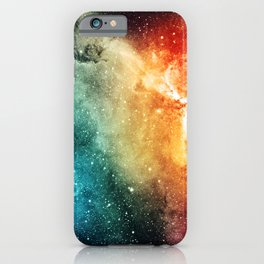 Deep space, mashups #4 iPhone Case