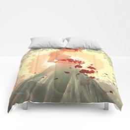 Hidden Wounds Comforters