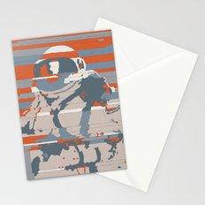 Spacewalk Stationery Cards