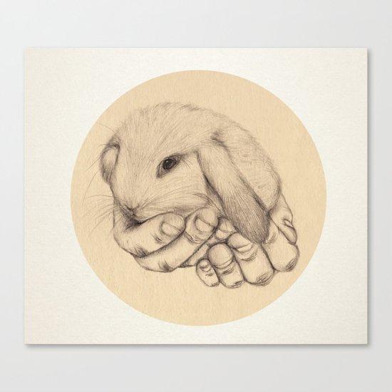 Organic VIII Canvas Print