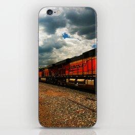 Train to Flagstaff iPhone Skin