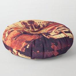 Havana Promenade Classic Floor Pillow