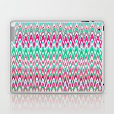Making Waves Pink and Preppy Laptop & iPad Skin