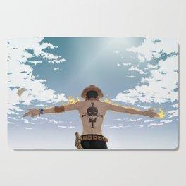 Anime One Piece Cutting Board