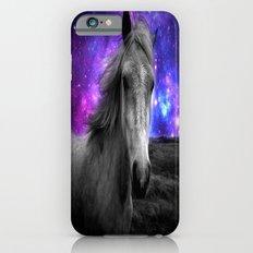 Horse Rides & Galaxy Skies Slim Case iPhone 6s