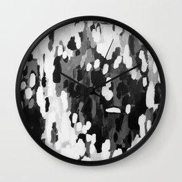 No. 68 Modern Abstract Painting Wall Clock