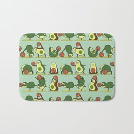 Avocado Yoga With The Seed Bath Mat