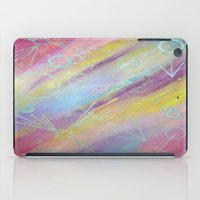 equality iPad Cases featuring EQUALITY by Valentinas Vanity Artwork
